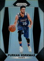 2017-18 Panini Prizm Basketball Prizms Silver Parallel Singles (Pick Your Cards)