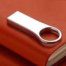 Portable Metal 64GB 32GB 8GB USB Flash Drives Memory Pen Drive U Disk