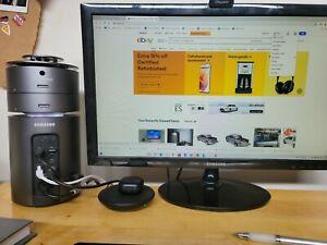 Samsung art pc Pulse Core I7 16gb RAM  with monitor