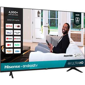 Hisense 43 inch H65-Series 4K UHD Smart Android TV
