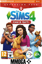 The Sims 4 Cani & Gatti - EA Origin Codice digitale - PC MAC Espansione [EU/IT]