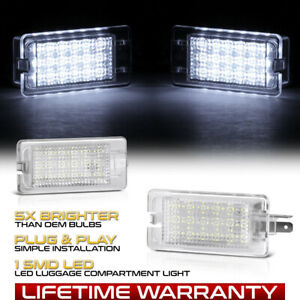 LED Trunk Light Luggage Lamp For Kia Forte Optima Hyundai Elantra Genesis Sonata