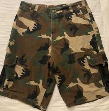 Da Hui Hawaii (Friends Of Da Hui Edition) Mens 36 Camouflage Cargo Shorts