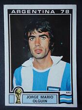 Panini 94 Jorge Mario Olguin Argentina WM 78 World Cup Story