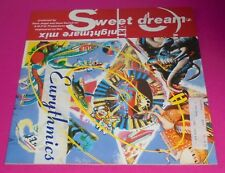 "12"" Maxi Eurythmics ‎ Angel / Sweet Dreams (Nightmare Mix) ,Near Mint,RCA"