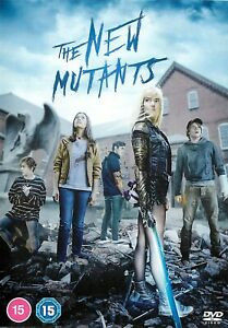 The New Mutants - (DVD) - GOOD CONDITION