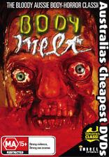 Body Melt DVD NEW, FREE POSTAGE WITHIN AUSTRALIA REGION ALL