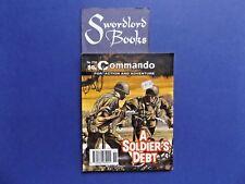 | @Oz |  COMMANDO COMIC BOOK #2733 : A Soldier's Debt, SC D. C. Thomson, War