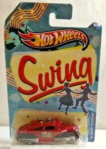 MATTEL HOT WHEELS JUKE BOX - SWING - 1947 CHEVY FLEETLINE - SEALED BLISTER PACK