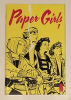 PAPER GIRLS #1 • NM+ • 1st Print • Brian K. Vaughan • Image • PRIORITY SHIPPING