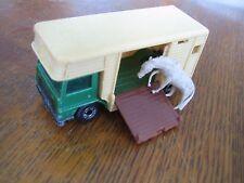 Matchbox, Nr. 40 Horse-Box, Lesney 1977