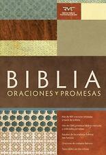 NEW - RVC Biblia Oraciones y Promesas (Spanish Edition)