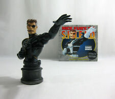 2002 Marvel Bowen ✧ NICK FURY ✧ Stealth S.H.I.E.L.D Bust Statue MIB