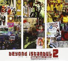 BEYOND ISTANBUL 2-URBAN SOUNDS OF TURKEY  CD NEU