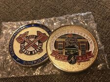 Atlanta Braves Sun Trust Park 2017 Inaugural Stadium Coin NEW Challenge Coin