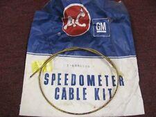 NOS 78 79 80 81 Camaro Firebird Speedometer Speedo Cable AC Bandit Z28 6480138