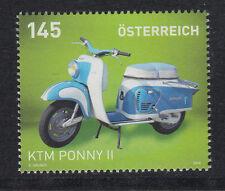 2014 01 31 Österreich, KTM Ponny II, 145 Cent Nominale