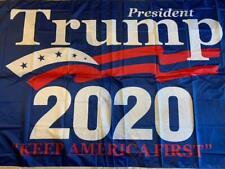 Trump America First 2020 Flag 12X18 2X3 3X5 4X6 5X8 Feet Usa President Flags Usa