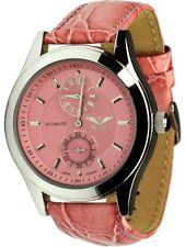Minoir Uhren - Modell Skylla rosé - Automatikuhr Regulateur Damenuhr