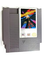 RoadBlasters - ORIGINAL Nintendo NES Game Authentic Tested & WORKING!