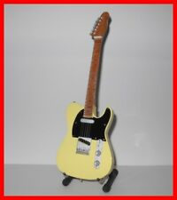 BRUCE SPRINGSTEEN GUITARE MINIATURE! Collection Telecaster Rock Electric Esquire