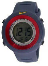 Nike Uhr WD0139-465 FC Barcelona Sportuhr Sport Digitaluhr Atlantic Blue Fußball