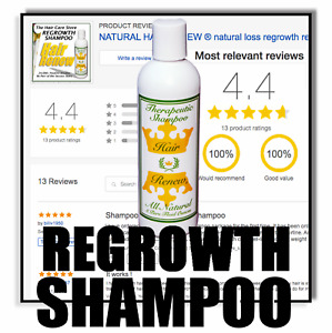 WOMENS HAIR RENEW REGROWTH SHAMPOO thinning thin women female alopecia grow loss