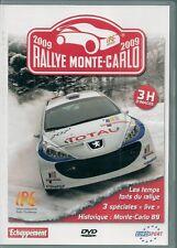 DVD ZONE 2 SPORTS AUTO--DOCUMENTAIRE--77eme RALLYE DE MONTE CARLO 2009