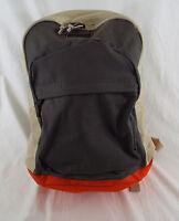 Quiksilver Dart Backpack in Grey, Tan, Orange