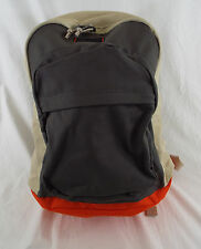 Quiksilver Dart Backpack in Grey, Tan, Orange