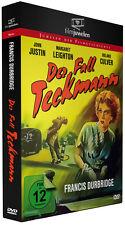 Francis Durbridge: Der Fall Teckmann (The Teckman Mystery) - Filmjuwelen DVD