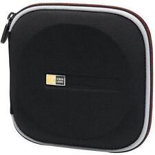 Case Logic EVW-24BLACK Optical Disc Case - Wallet - 24 CD/DVD