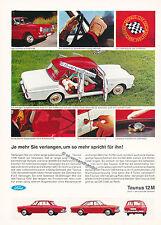 Ford-12M-1966-Reklame-Werbung-genuine Advertising - nl-Versandhandel