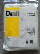 1 XDisposable Paper Suit Protective Overall Coverall Decorators Painters Size