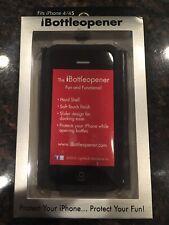 Iphone 4/4s Case  With Built In Beer/Soda Bottle Opener. Brand New
