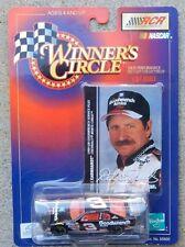 Dale Earnhardt Winner's Circle Goodwrench Car NASCAR Hasbro Chevrolet 3 RCA