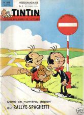 TINTIN 858 AVION F 111 / PUB SOLEX / PUB LEGAL