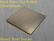 Steel Sheet Plate Hot Rolled 380mm x 300mm x 1.6mm