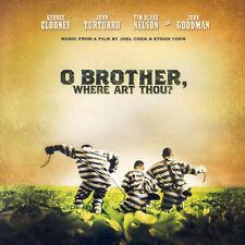 O BROTHER WHERE ART THOU Soundtrack LP Vinyl NEW 2003