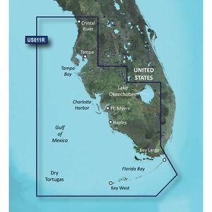 GARMIN BLUECHART G3 VISION® HD - VUS011R - SOUTHWEST FLORIDA - MICROSD/SD