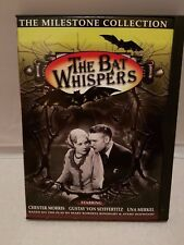 The Bat Whispers (DVD, 1999) Like New, Very Rare & Out of Print!