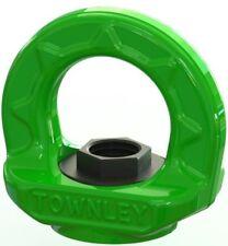 NEW industrial lifting equipment M16 Grade 100 Swivel Eye Nut - WLL: 4.0 Tonne