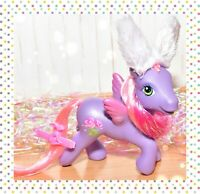 ❤️My Little Pony G3 Royal Rose Purple Crystal Princess Pegasus 2006 EASTER❤️