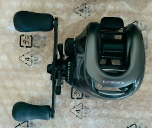 Shimano EXSENCE DC Right Handed Bait Casting Reel NEW IN BOX - NEVER USED