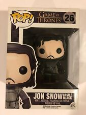 Funko Pop Vinyl - Game of Thrones - Jon Snow (Castle Black) #26  - MOC