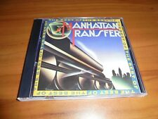 The Best Of By Manhattan Transfer (CD 1995 Atlantic) Used Org