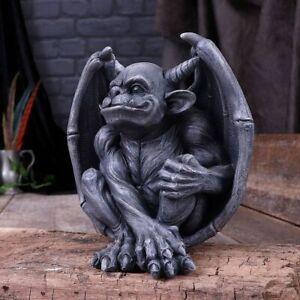 Nemesis Now  VICTOR  Grotesque Gargoyle Ornament  Pagan Gothic  Witch Vamp