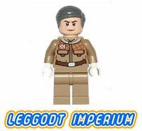 LEGO Minifigure Star Wars General Rieekan - sw460 Minifig FREE POST