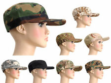 Polyester Camouflage Hats for Men