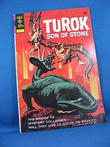 TUROK SON OF STONE 78 VF+ 1972